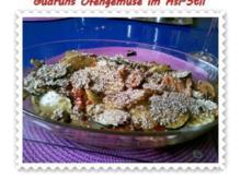 Vegetarisch: Ofengemüse im Asia-Stil - Rezept