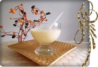 Fruchtiger Banane-Honigmelone Smoothie - Rezept