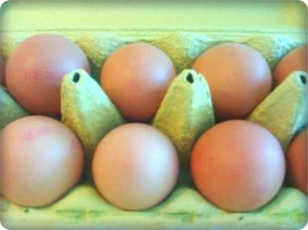 Rote Matjesfilets mit Eierscheiben - Rezept - Bild Nr. 10