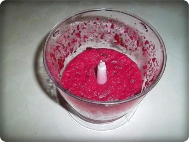 Rote Matjesfilets mit Eierscheiben - Rezept - Bild Nr. 9