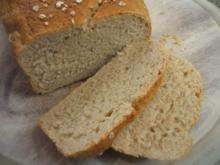 Brot/Brötchen: Kerniges Weißbrot - Rezept