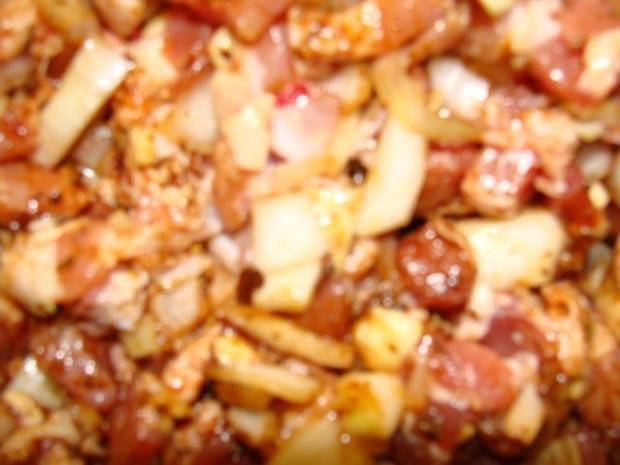 Fleisch : Ahab's Bajuwarischer Schweinebauch Gyros - Rezept - Bild Nr. 2