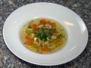 Frittatensuppe (Barbara Wussow) - Rezept
