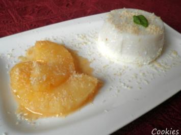 Kokos & Ananas ... - Rezept