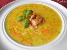 Curry - Kokos - Suppe ... - Rezept