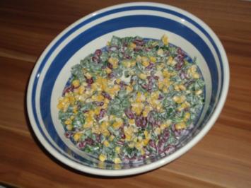 Bärlauch-Salat - Rezept