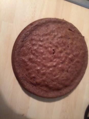 Schoko-Mandel-Kuchen - Rezept - Bild Nr. 4