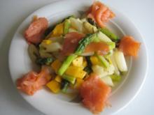 Spargelsalat Fruchtig - Rezept