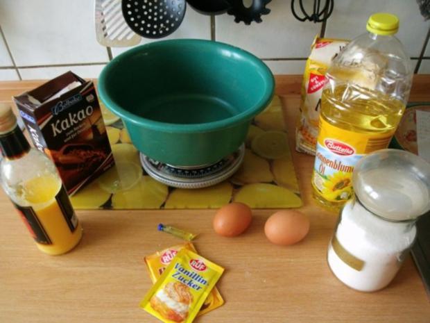 Schoko - Eierlikör - Muffins - Rezept - Bild Nr. 2