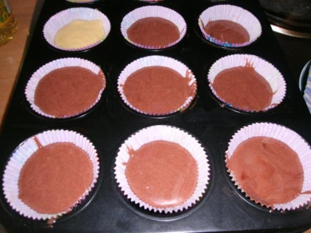 Schoko - Eierlikör - Muffins - Rezept - Bild Nr. 5