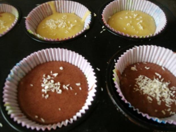 Schoko - Eierlikör - Muffins - Rezept - Bild Nr. 6