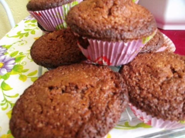 Schoko - Eierlikör - Muffins - Rezept - Bild Nr. 9