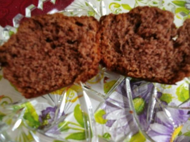 Schoko - Eierlikör - Muffins - Rezept
