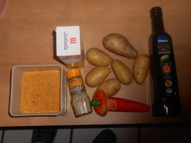 Heinzis Western-Kartoffeln - Rezept