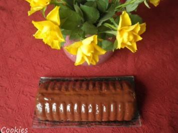 Schokoladen - Bananen - Kuchen ... - Rezept