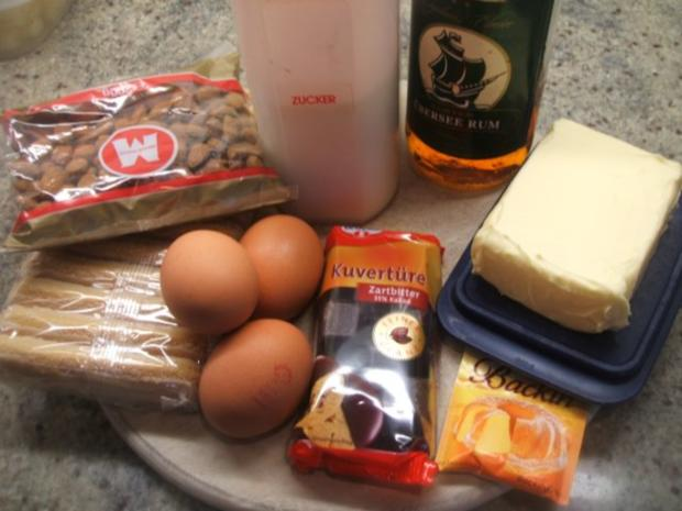 Backen: Schoko-Bananen-Kuchen - Rezept - Bild Nr. 2