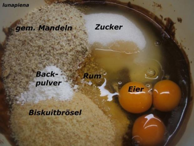 Backen: Schoko-Bananen-Kuchen - Rezept - Bild Nr. 8