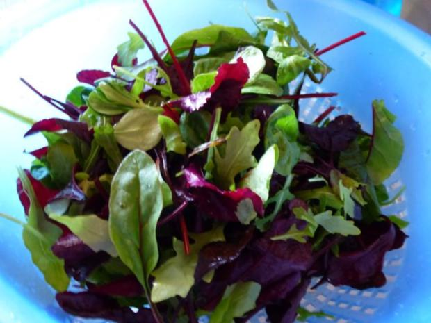 Vegetarisches aus dem Wok - Rezept - Bild Nr. 5