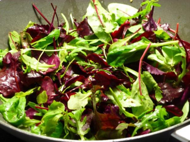 Vegetarisches aus dem Wok - Rezept - Bild Nr. 6