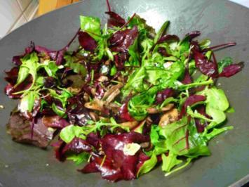 Rezept: Vegetarisches aus dem Wok