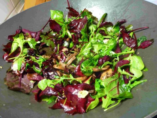 Vegetarisches aus dem Wok - Rezept