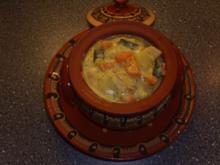 Curry-Gemüsegulasch - Rezept