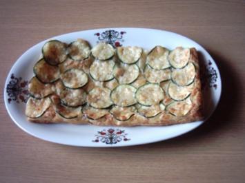 Zucchinikuchen 2 - Rezept