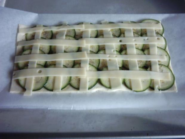 Zucchinikuchen 2 - Rezept - Bild Nr. 3