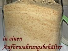 Sisserl's  -  *Paniermehl*  (selbst gemacht) - Rezept