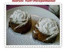 Kuchen: Rum-Marzipankuchen - Rezept