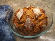 Brot/Brötchen: Malzbier-Brot ohne langes Kneten - Rezept