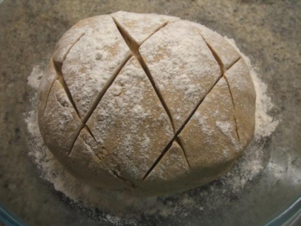Brot/Brötchen: Malzbier-Brot ohne langes Kneten - Rezept - Bild Nr. 8