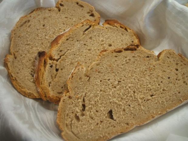 Brot/Brötchen: Malzbier-Brot ohne langes Kneten - Rezept - Bild Nr. 2