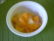 Gelbe Grütze - Rezept