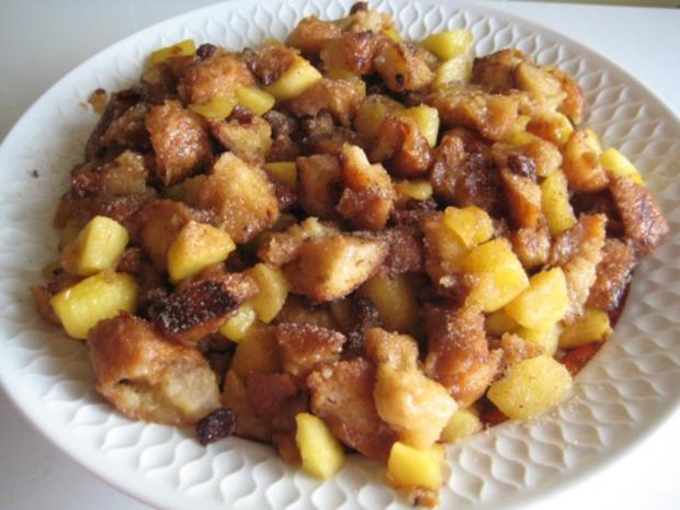 Apfel Rösti - Rezept