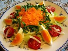 Großer Salat-Teller ... - Rezept