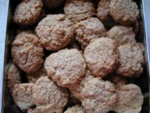 Kokos-Cookies - Rezept