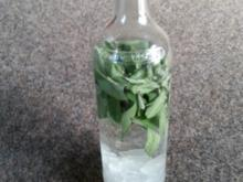 Salbei Schnaps - Rezept