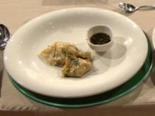 Dim Sum mit asiatischem Dip à la Kleeberg - Rezept