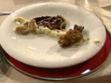 Drei Variationen vom Coq au Vin (Peer Kusmagk) - Rezept