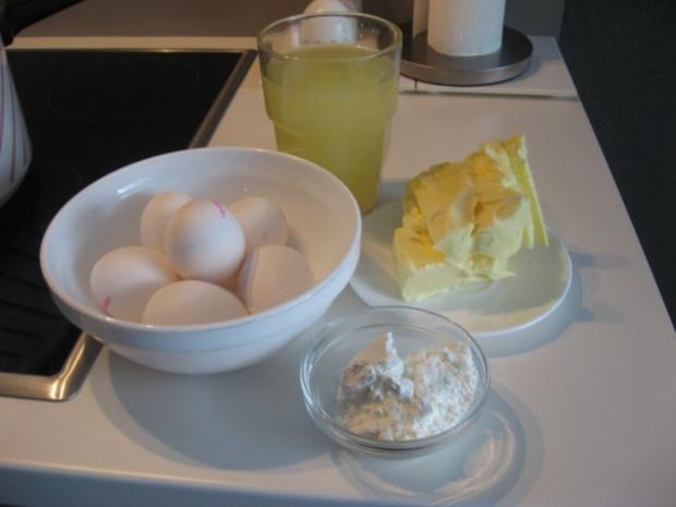 Lemon Curd Creme - Rezept - Bild Nr. 5