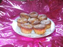 backen / Muffin: Ananas - Kokos - Muffin - Rezept
