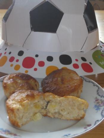 backen / Muffin: Ananas - Kokos - Muffin - Rezept - Bild Nr. 3