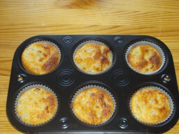 backen / Muffin: Ananas - Kokos - Muffin - Rezept - Bild Nr. 4
