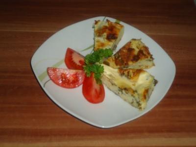Serbische Bärlauch-Pita - Rezept