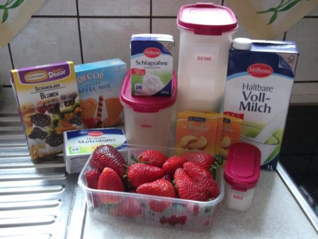 Erdbeer-Grießbrei - Rezept - Bild Nr. 2