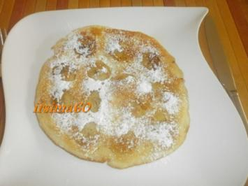 Bananen Pfannenkuchen - Rezept