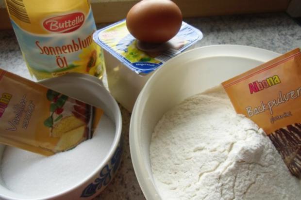 ❤ Rhabarberkuchen ❤ - Rezept - Bild Nr. 6