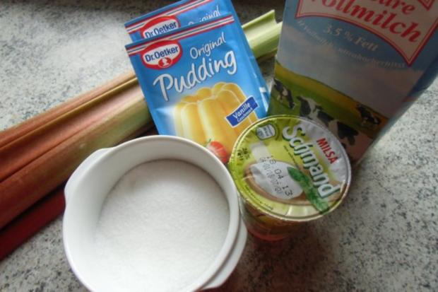 ❤ Rhabarberkuchen ❤ - Rezept - Bild Nr. 10