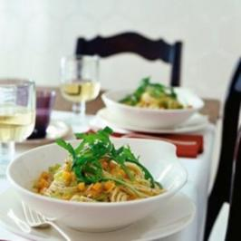 Spaghetti al Limone - Rezept